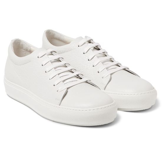 Picture of White Suede Stars